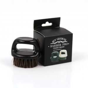Barber Pro Beard Brush (Black)