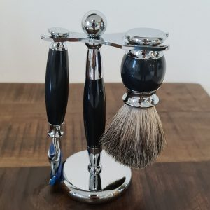 Beard Shaving Set Black