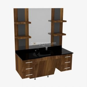 Bate BT 103 Mens Barber Table