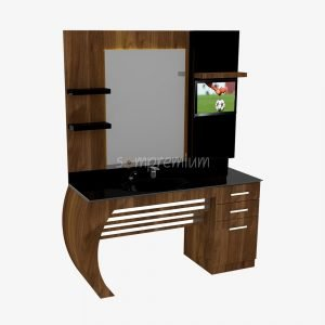 Bate BT 118 Mens Barber Table