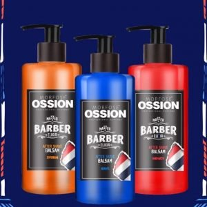 Ossion Master of Barber Elixir After Shave Balsam Storm (Orange) 300ml