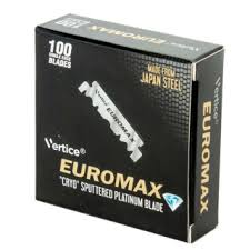 Euromax Gillette 100 Pieces