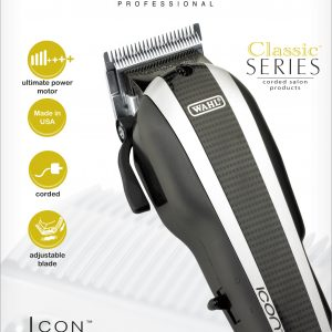 Wahl Professional Icon Black