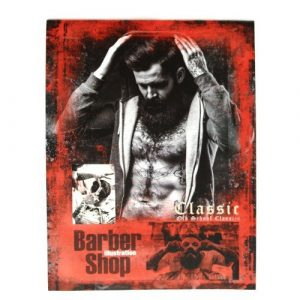 Barbershop Modelheft Old School Classics